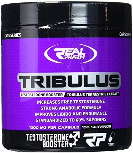 REAL PHARM Tribulus 1000 mg - 150 capsules