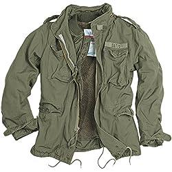 Chaqueta para hombre Delta Giant M65 Regiment verde oliva XXL