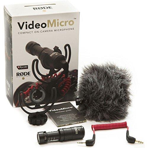 Rode VideoMicro Micro caméra compact Thumbnail 2