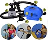 #7: Anva Paint Zoom Electric Portable Spray Painting Machine( Blue)