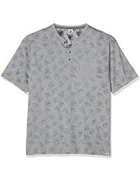 Lerros Große Größen Herren Serafino, T-Shirt Homme