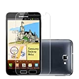 AA19 Tempered Screen Protector For Samsung Galaxy Note N7000 I9220 Comes With Alcohol Wet Micro Fibre Dry Cloth For Samsung Galaxy Note N7000 I9220