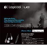 Ultimate Ears mains libres Écouteurs intra-auriculaires à isolation sonore (Japon UE600VI Allemagne)