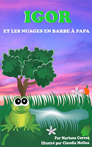 Couverture du livre IGOR ET LES NUAGES EN BARBE À PAPA