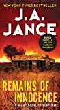 Front cover for the book Remains of Innocence: A Brady Novel of Suspense (Joanna Brady Mysteries) by J. A. Jance