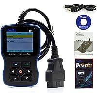 Creator C310 for BMW Multi System Scan Tool Creator C310 scanner OBDII/EOBD Code Reader C310 System Scanner