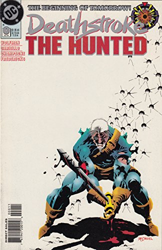 Deathstroke the Hunted #0