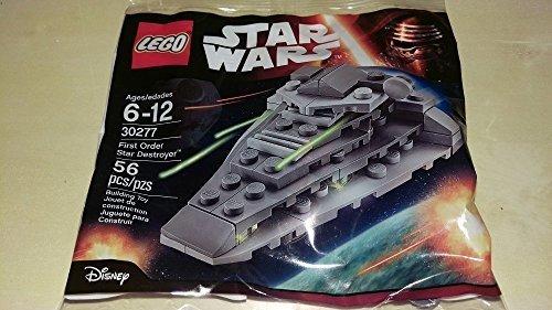LEGO 30277 Star Wars First Order Star Destroyer Polybag by (Star Destroyer Lego Star)
