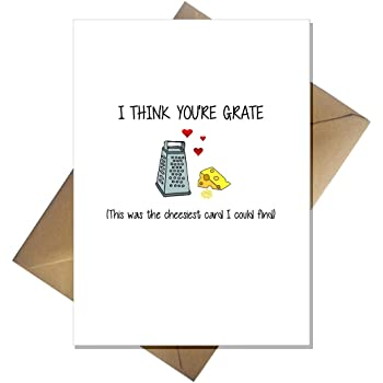 Corny Valentines Day Card