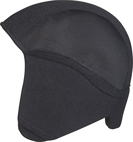 ABUS   KIT DE INVIERNO PARA CASCO LANE U Y URBAN I  COLOR NEGRO NEGRO NEGRO TALLA:52 57 CM