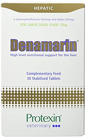 Protexin Denamarin 30 Tablets (Pack Size: Large)