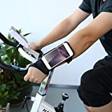 Aeoss Waterproof Mobile Holder Forearm Arm Band Bike Bicycle Riding Running Sport Armband Case for iPhone 6 6s 7 7 Plus 4.7 Thumb Hole Qaulity