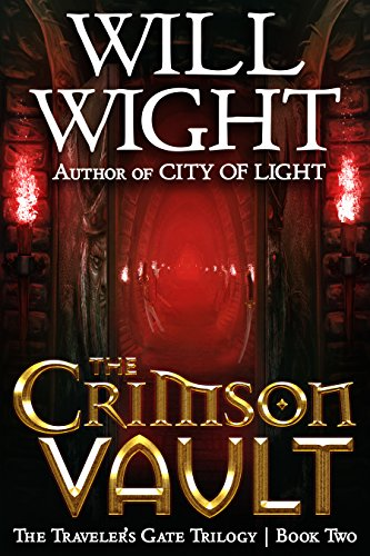 The Crimson Vault (The Traveler's Gate Trilogy Book 2) (English Edition) por Will Wight