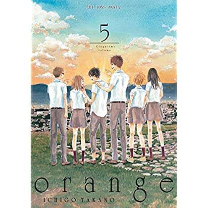Orange - tome 5