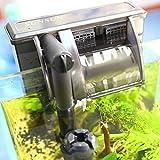 Neue Produkt Aquarium Wandmontage Wasserfall Filter Pumpe Surge Spannung 220V-240V-50hz Power 2W Maximaler Durchfluss 300L/h