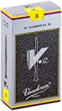 VANDOREN CR193 Boite de 10 anches Vandoren V12 pour Clarinette ...