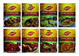 #4: Nimkish Curries/Gravy Spices Combo Pack of 8 - Special Offer