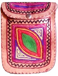 Generic Hand Made Embroider Sling Bag For Womens - B07GBRC696