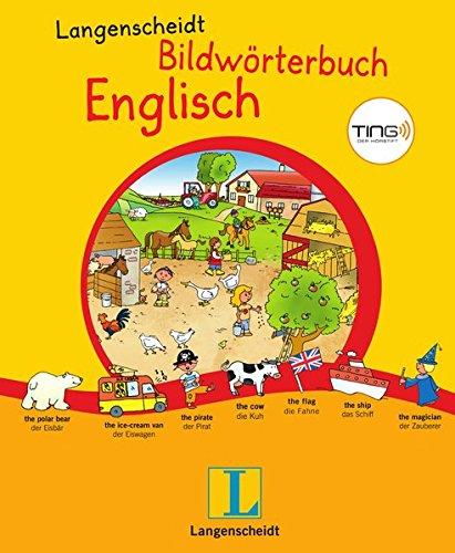 Produktbild bei Amazon - Langenscheidt Bildwörterbuch Englisch - Buch (TING-Edition)