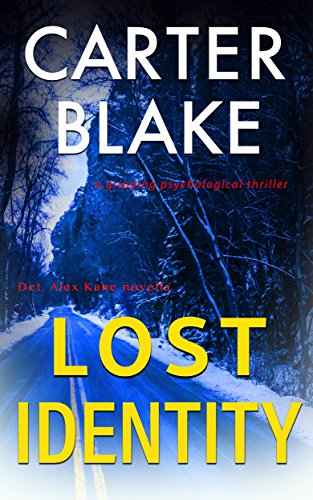 Lost Identity: A gripping psychological thriller