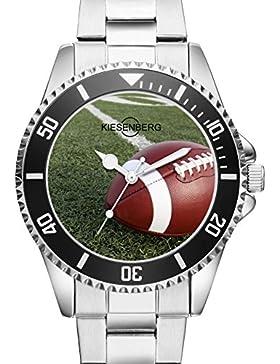 Football USA American Armbanduhr - Kiesenberg® Uhr 1965