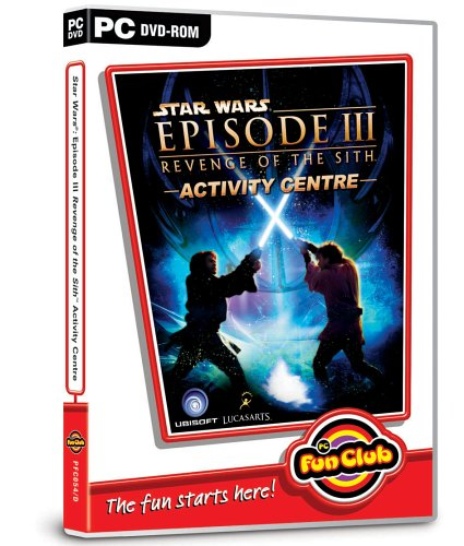 Image of PC Fun Club: Stars Wars Episode III Revenge of the Sith Activity Centre (PC)