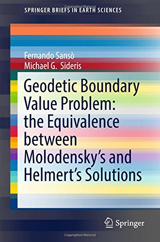 geodetic-boundary-value-problem-the-equivalence-between-molodenskys-and-helmerts-solutions