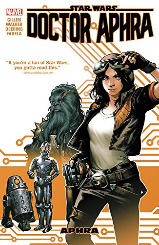 Following her time in the clutches of Darth Vader, Doctor Aphra has barely escaped with her life. If the Dark Lord of the Sith ever learns of her survival, he'll hunt her to the ends of the galaxy. But for now, it's time for a return to what she does...