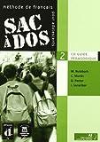 Sac à dos : Méthode de français pour adolescents 2 CD Guide pédagogique