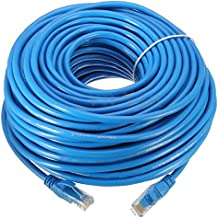Link-e - Cable de red ethernet RJ45 (Cat. 6, STP, 30 m, calidad profesional, conexión a internet, TV y PC)