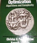 Combinatorial Optimization: Algorithms and Complexity by Christos H. Papadimitriou (1981-09-23)