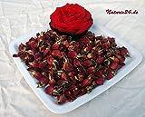 Naturix24 – Rosenknospen rot – 100g Beutel