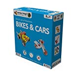 Give your child an exciting, hands-on exposure to elements of design and visualization with Sparky & Bright's Secret Lab of Machines - Bikes & Cars. This innovative kit allows your child to assemble four different machines simultaneously. The...