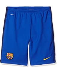 Nike FCB Ha GK Stadium Short Short de Football Club Barcelone 2015/2016pour enfant