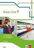 Green Line / Ausgabe Bayern ab 2017: Green Line / Trainingsbuch Schulaufgaben mit Lösungen und CD-ROM 1: Ausgabe Bayern ab 2017