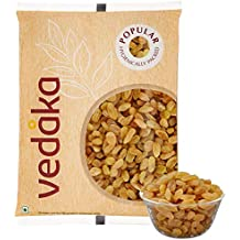Amazon Brand - Vedaka Popular Raisins, 1kg