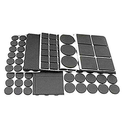 Furniture Felt Pads Round and Square Assorted size Protect Your
