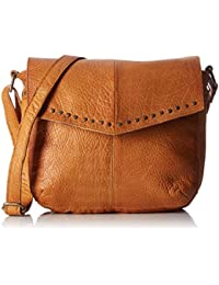 Pieces Pcvanity Leather Cross Over Bag, Sacs portés épaule