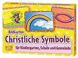 Bildkarten Christliche Symbole. für Kindergarten, Schule und Gemeinde (Bildkarten für Kindergarten, Schule und Gemeinde)