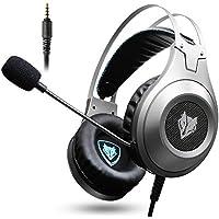 Casco de Juego Xbox One PS4 – Audífono Estéreo Bass Gaming Headset PC Gaming Auriculares Micrófono