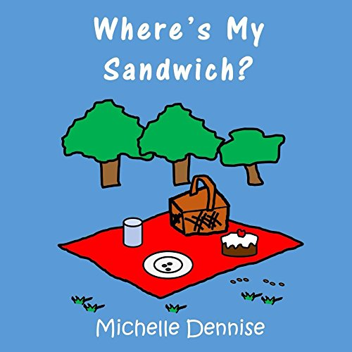 Where's My Sandwich? (English Edition) 2-tier-sandwich