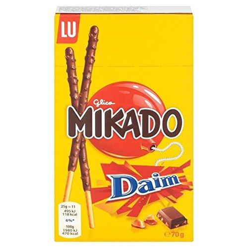 Mikado Daim 70G - Paquet de 6
