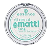 Puder - all about matt! fixing compact powder waterproof