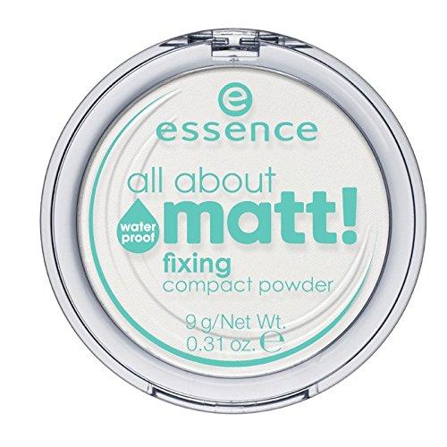Puder - all about matt! fixing compact powder waterproof