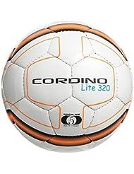 Spiel Präzision Cordino Lite Match Fußball 290g 5 Weiß Fluo Gelb Schwarz