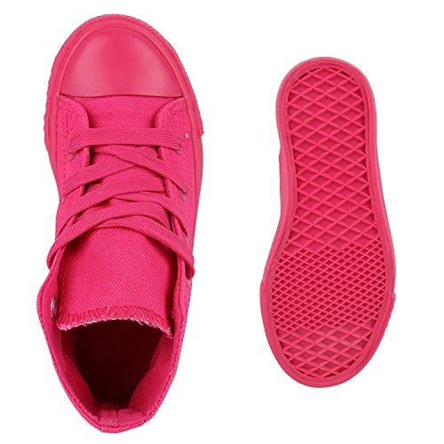 6ca94ceecf1 ... Rosa Tênis Tecido Lace Crianças Das De Cano Sapatos Alto Sapatilhas  BEnZHqwxz