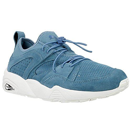 Puma Ignite Sock chaussures Bleu-gris