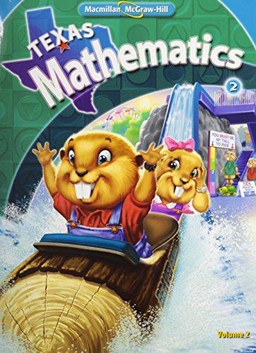 Texas Mathematics, Grade 2, Vol. 2 by Mary Behr Altieri (2007-03-14)