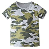 Best Cousin Baby Shirts - Kids Camouflage T-Shirts Childs Classic Woodland Camo Shirt Review