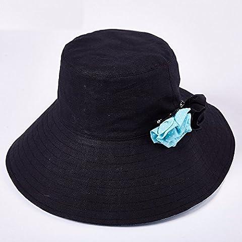 GXFC Chapeau de soleil à la mode Lady summer,chapeau de